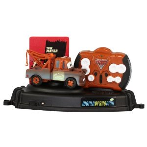 Cars 2 Lights and Sounds Vehicle - Mater