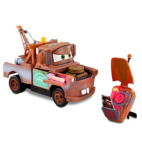Cars 2 Transforming Mater RC Vehicle
