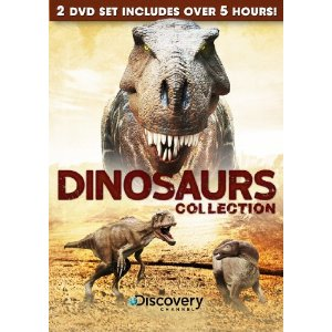 Dinosaur Collection - Discovery Channel