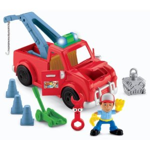 Fisher-Price Disney's Handy Manny Fix-It Tow Truck