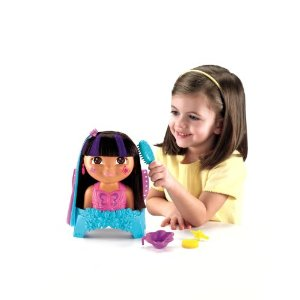 Fisher-Price Dora the Explorer Suds & Styles Fairy Dora