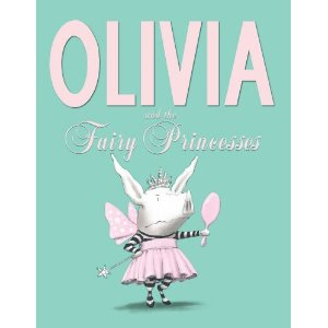 Olivia Fairy Princess Book Deal Amazon