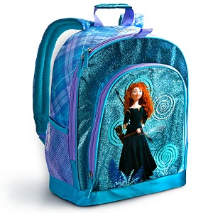 Personalizable Brave Backpack