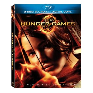 The Hunger Games Blu Ray