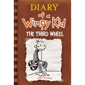 The Third Wheel - Diary of a Wimpy Kid