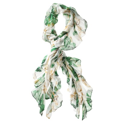 The Webster at Target® Wallpaper Ruffle Scarf