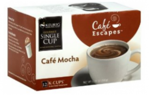 cafe escapes k-cups coupon
