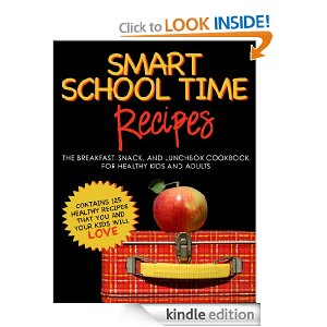 kindle freebie schooltime recipes