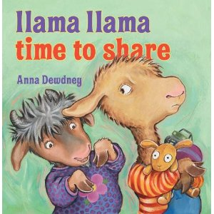 llama llama time to share book deal