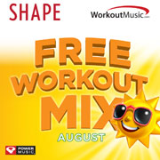 free shape workout mix