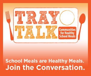 tray talk changes in school lunches