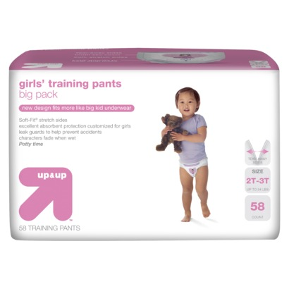 up & up Training Pants - Big Pack