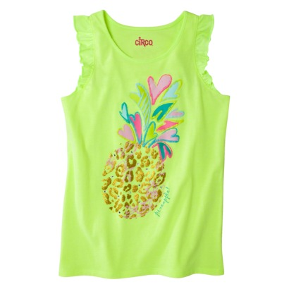 Circo Girls Tank Top