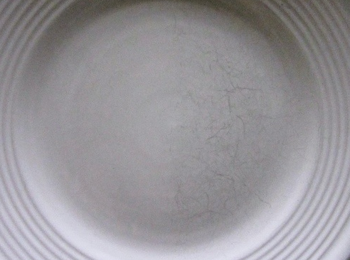 removing marks from ceramic dishes