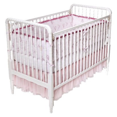Simply Shabby Chic® Ballerina 3 Piece Crib Set