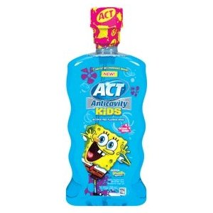 Spongebob Act Mouthwash