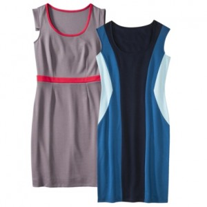 Target Daily Deals Womens Mossimo Ponte Dress