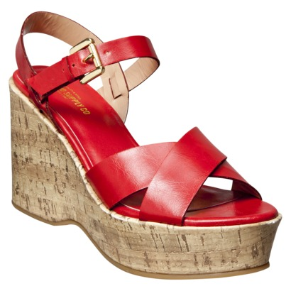 Womens Mossimo Supply Co. Wakana Wedge Sandal