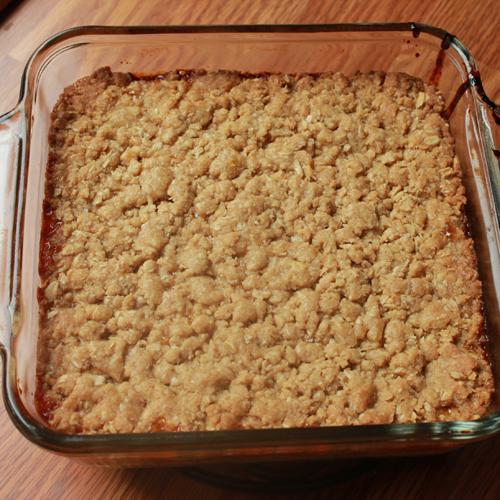 easy apricot bars recipe