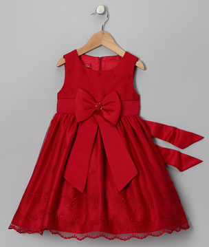 zulily holiday dress sale