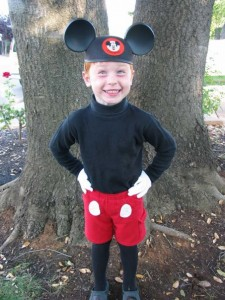 diy halloween costumes mickey mouse costume