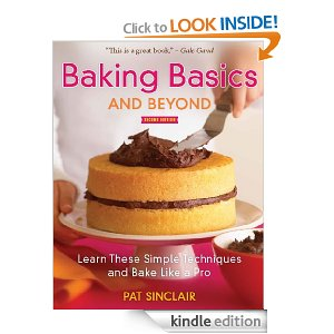 kindle freebies baking basics and beyond
