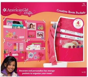 American Girl Crafts Creative Room Pockets Kit - Amazon Toy Deals