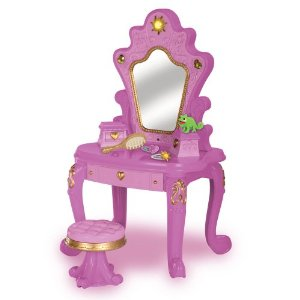 Disney Tangled Rapunzel Enchanted Vanity