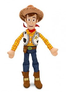 Disney Toy Story Plush Woody Doll