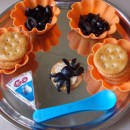 halloween food ideas cracker snack