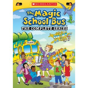 Magic School Bus The Complete Series