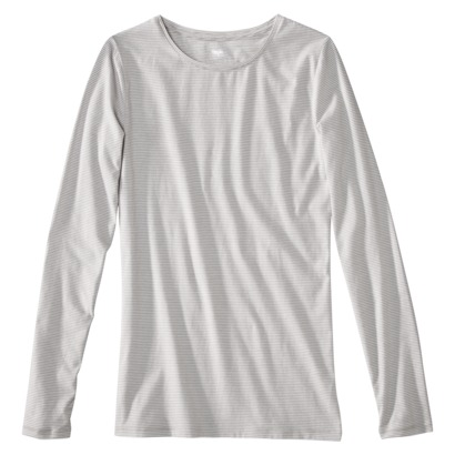 Mossimo Womens Long Sleeve Tissue Tee - Target Clearance