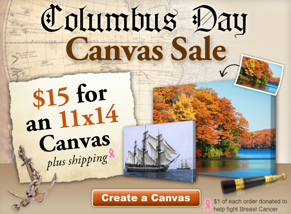 canvas people photo deals