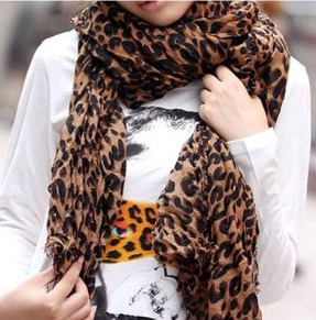 amazon jewelry deals leopard scarf