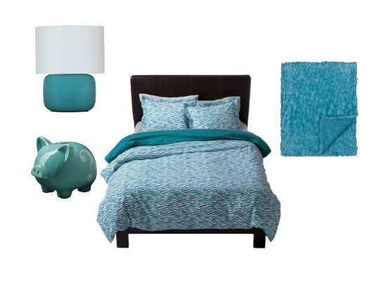 Target Clearance - Teen-Tween Bedroom Make-Over