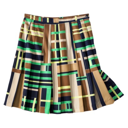 The Webster at Target® Pleated Skirt