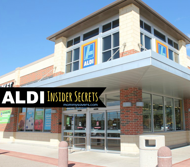 ALDI Grocery Store Tour and Insider Secrets