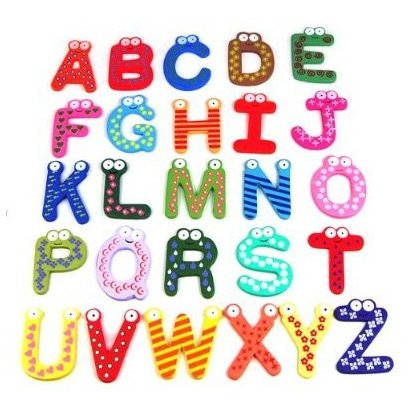 amazon deals alphabet magnets