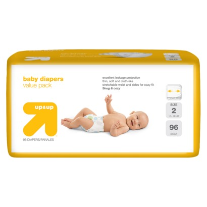 up&up™ Baby Diapers Case