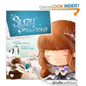 kindle freebies Suzy Snowflake [Kindle Edition]
