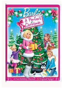 Barbie a Perfect Christmas - DVD - Amazon Deals