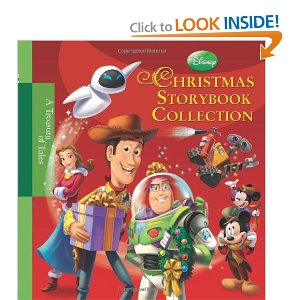 Disney Christmas Storybook Collection - Amazon Deals