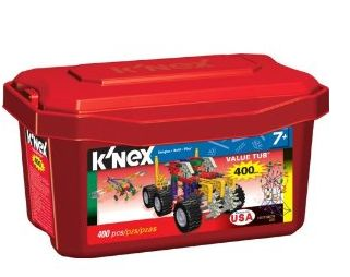 KNex Value Tub - Amazon Toy Deals - Cyber Monday