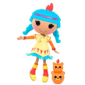Lalaloopsy Doll - Feather Tell-A-Tale - Amazon Toy Deals