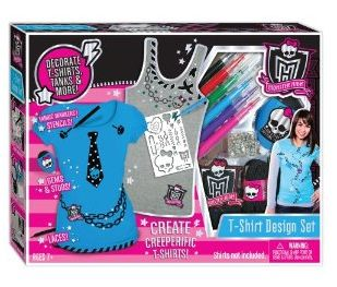 Monster High Tee Shirt Designer - Amazon Toy Deals