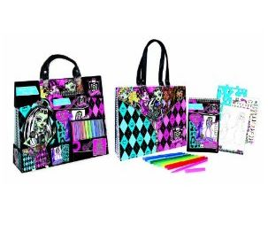 Monster High Porfolio Set