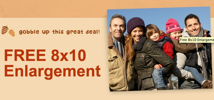 photo deals walgreens free enlargement