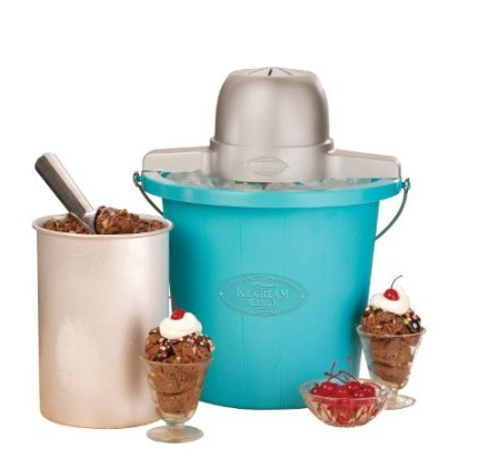 Amazon Deals Frugal Gift Ideas Ice Cream Maker