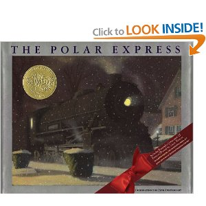 The Polar Express Hardcover book - Amazon Deals
