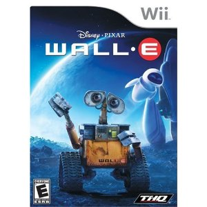 Wall-E - Amazon Toy Deals - Wii Games